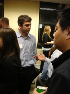 NYJL-ARNIC Networking Event